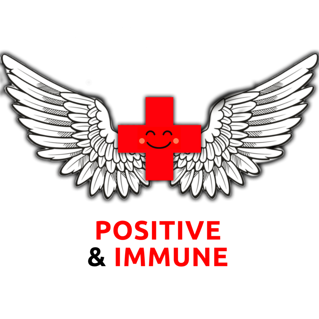 how to become POSITIVE & IMMUNE